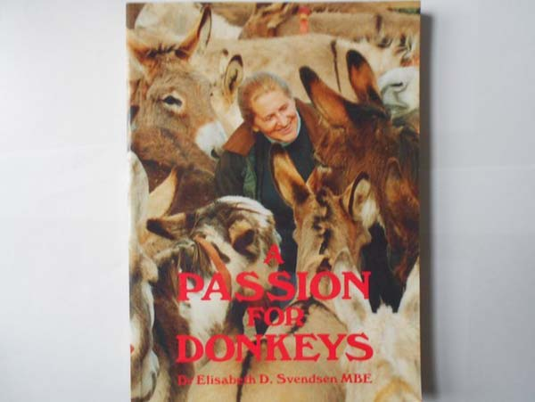 13.) So many people are so passionate about donkeys.