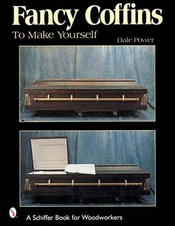 12.) It's not depressing because it's about FANCY coffins.