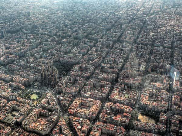 2.) Barcelona (Spain)