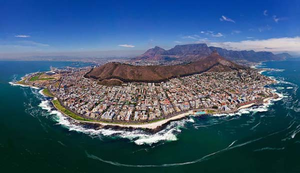 17.) Capetown (South Africa)