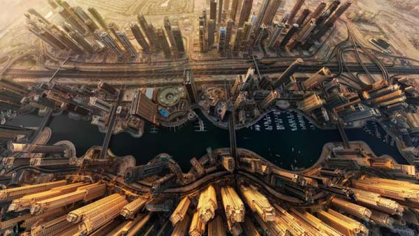 25.) Marina Bay, Dubai (United Arab Emirates)