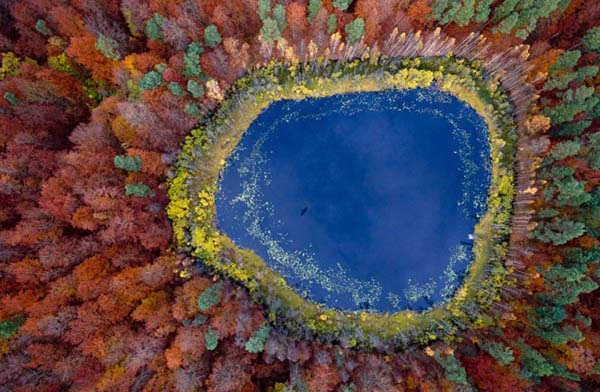 29.) Lake in Pomerania (Poland)
