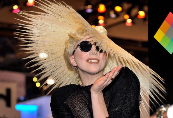 2.) Lady Gaga