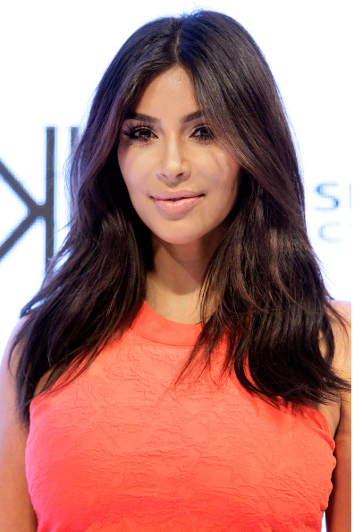 10.) Kim Kardashian